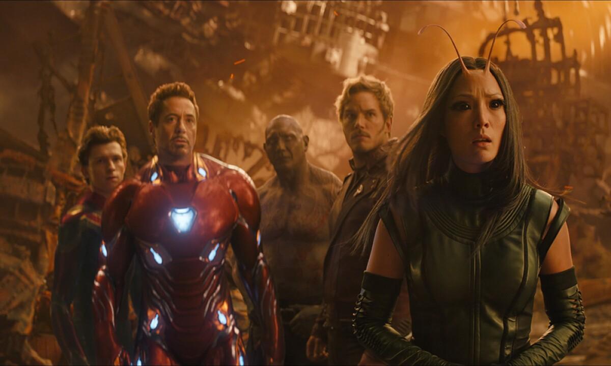 En este orden debes ver las películas de Marvel