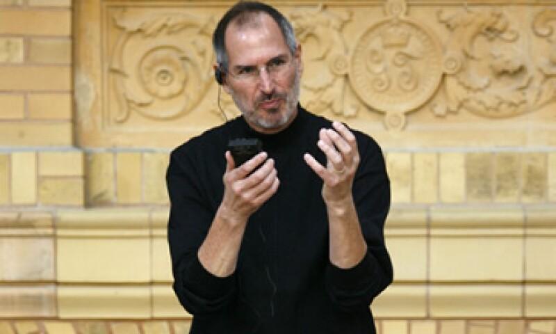Steve Jobs presentó su renuncia como director general de Apple el 24 de agosto. (Foto: AP)
