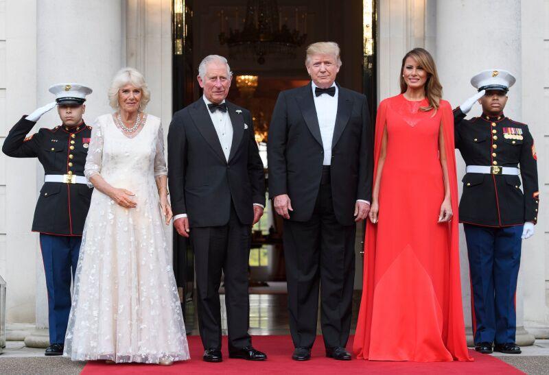 Donald Trump y los duques de Cournualles
