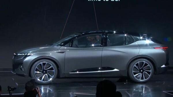 Byton, la automotriz china que planea desafiar a EU con este auto eléctrico