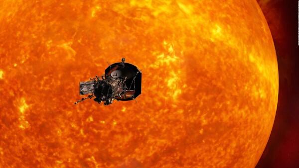 El Sol es el próximo objetivo de exploración de la NASA