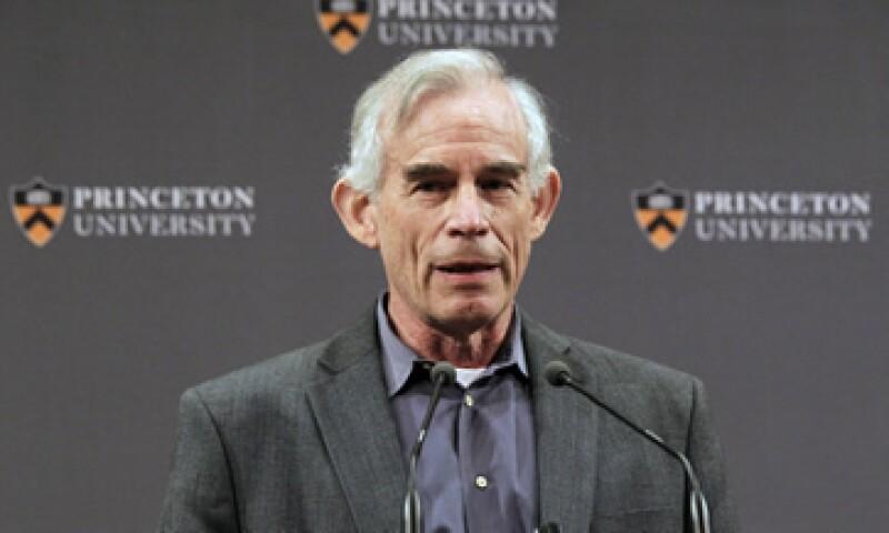 Sims actualmente es profesor de Economía y Bancos Harold Helms en la Universidad de Princeton. (Foto: AP)