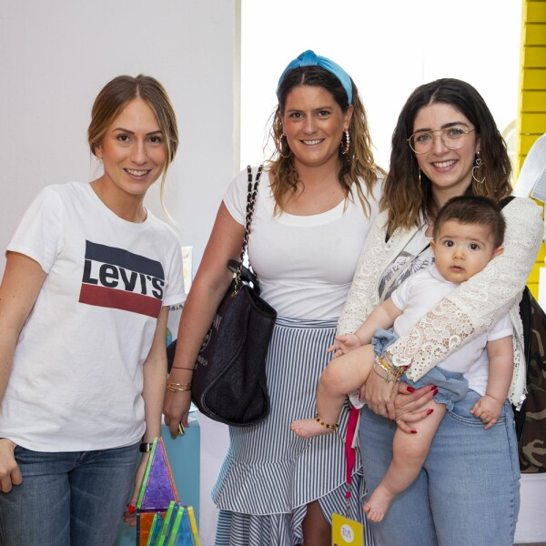 Natalia Arana, Liliane Caram, Lisette García, Geronimo Cárdenas