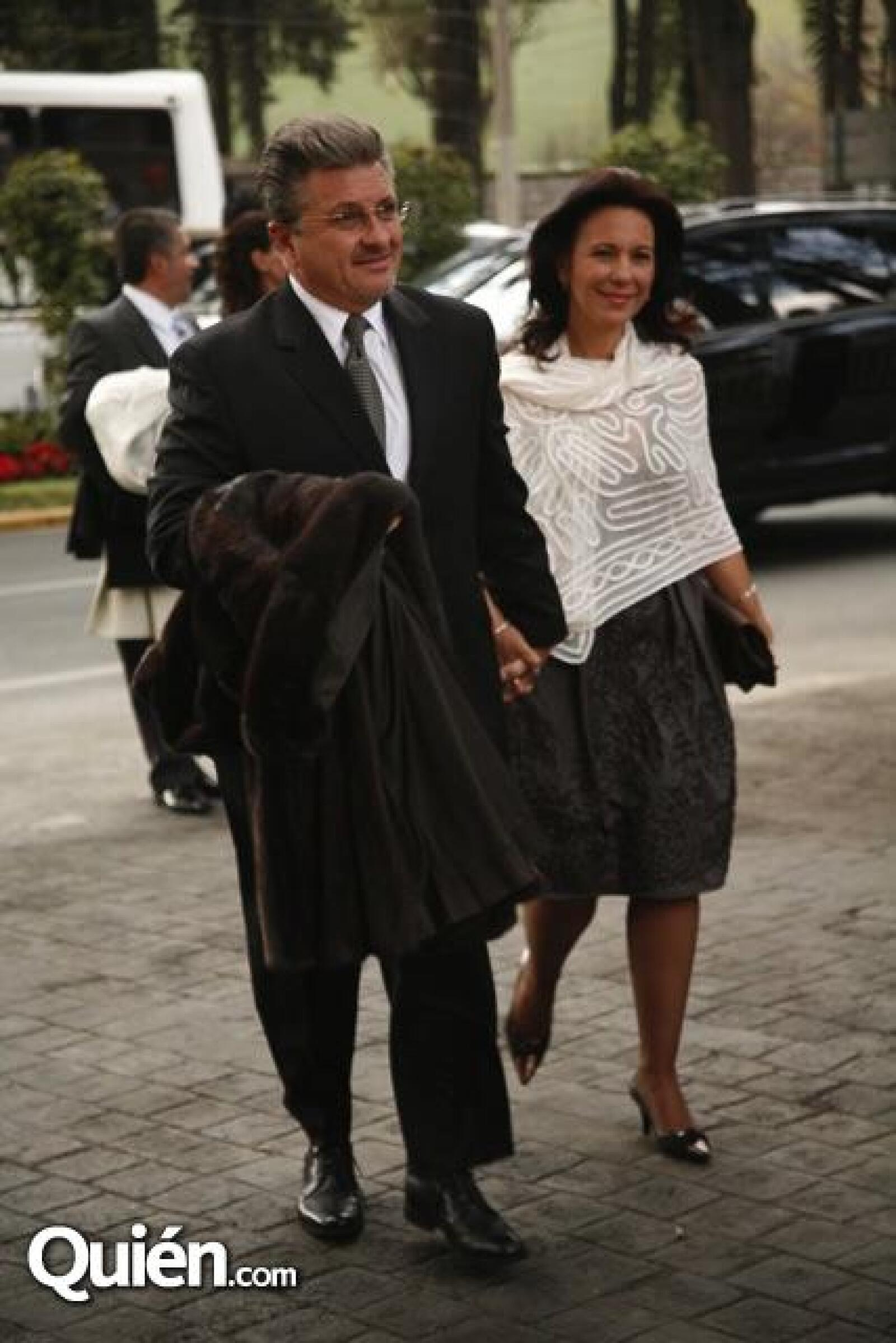 Invitados a la boda de Enrique Peña y Angélica Rivera