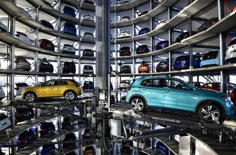 Volkswagen motores combustión