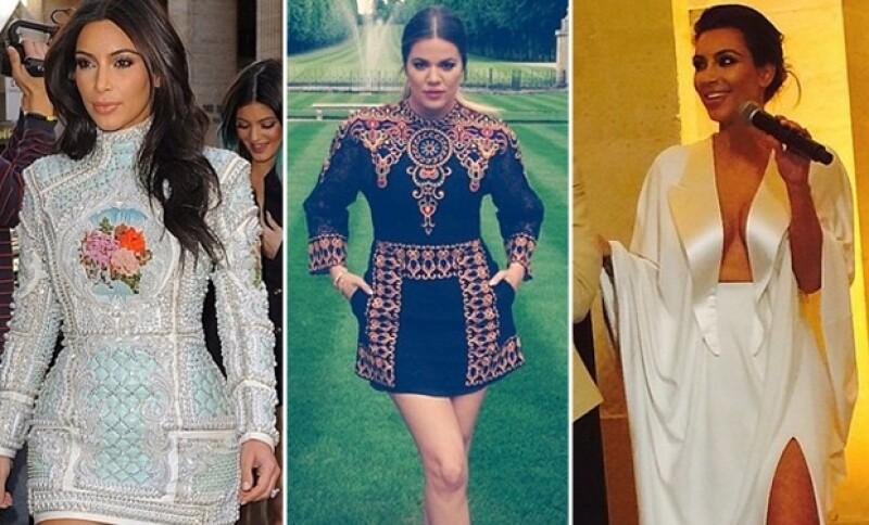 Sin duda la moda más reconocida a nivel mundial hicieron su colaboración en esta celebración.
