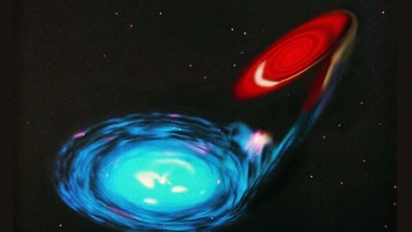 agujero negro black hole