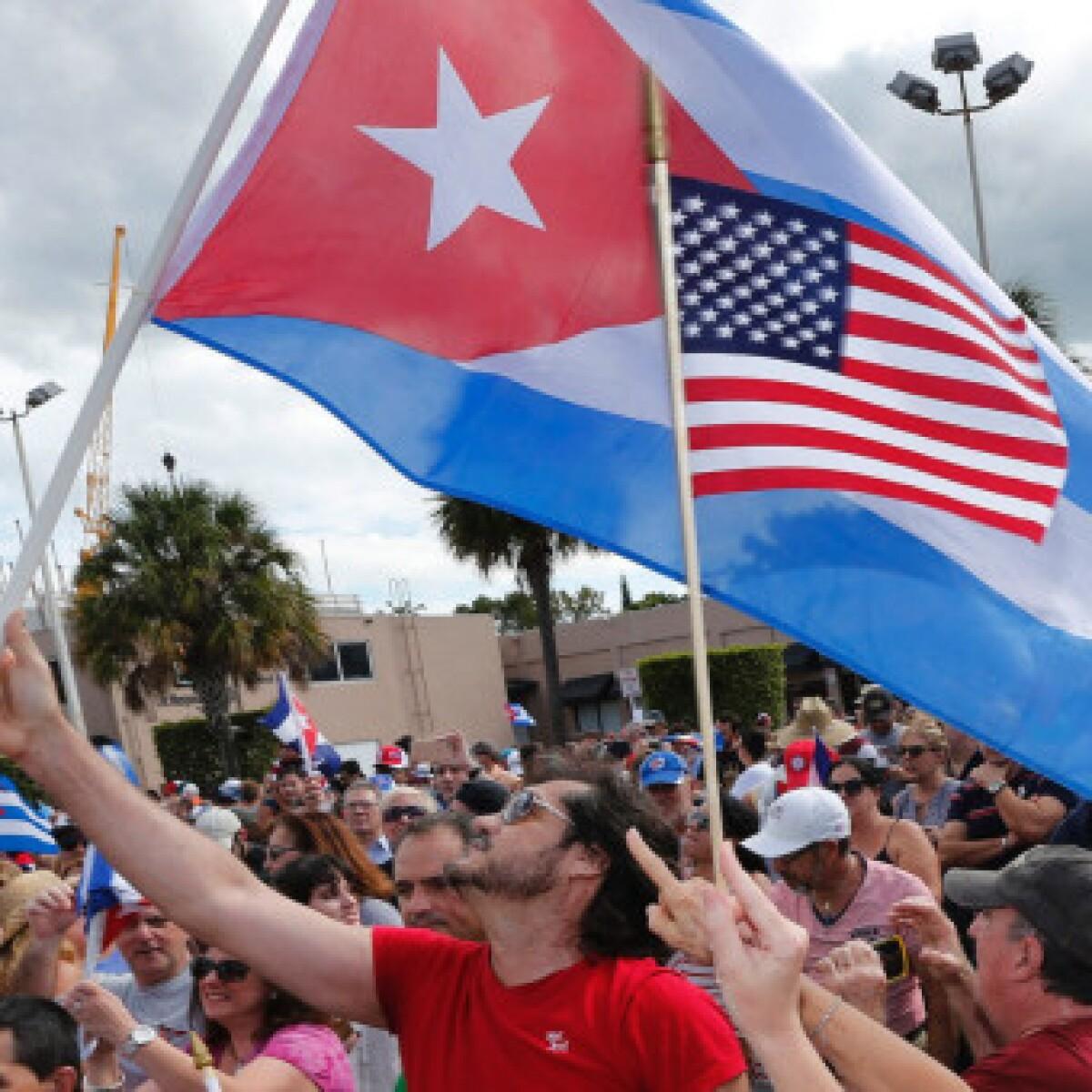 EU pone fin a política que beneficiaba a inmigrantes cubanos