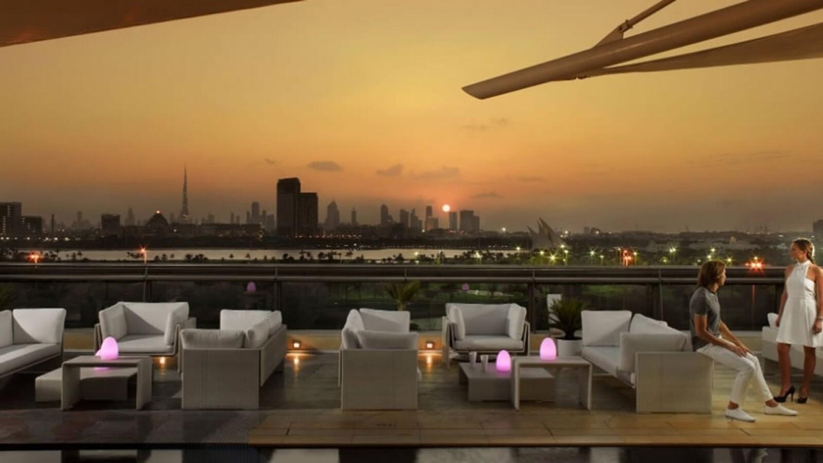 Cu-ba, Hotel Jumeirah Creekside (Dubái, EAU)