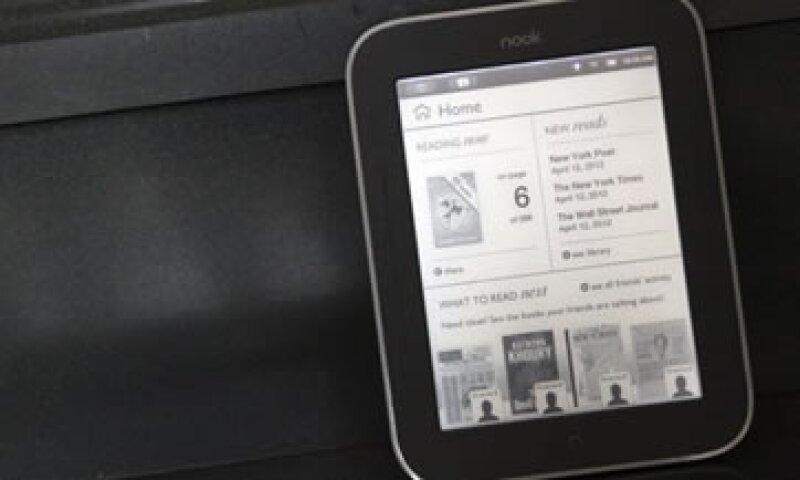 La aplicación de Nook para Windows 8 proveerá libros, revistas y diarios para los clientes de Windows. (Foto: AP)