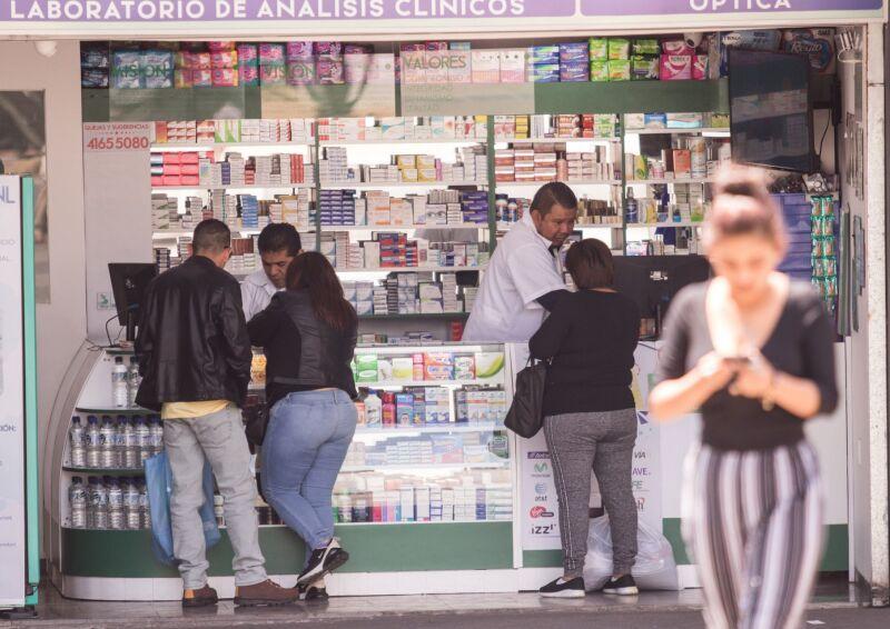 Farmacias, Venta de medicamentos