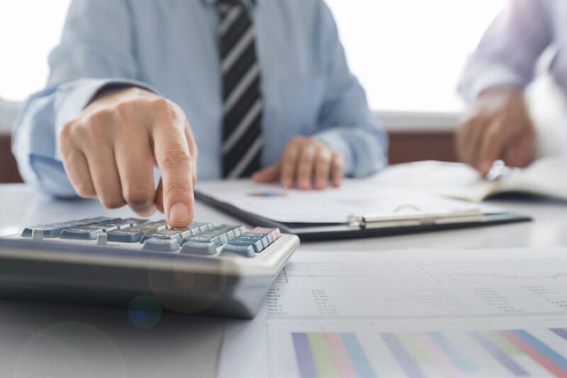 contabilidad declaracion cuentas sumas numeros