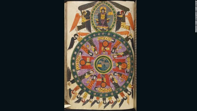 El apocalipsis de Silos (1091-1109), latín