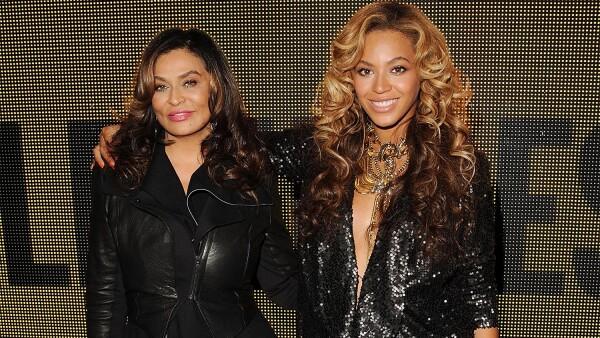 Tina Knowles, Beyoncé