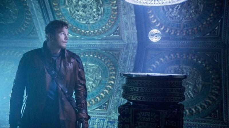 El protagonista de la película ?Guardians of the Galaxy?, Chris Pratt como Peter Quill o ?Star-Lord?