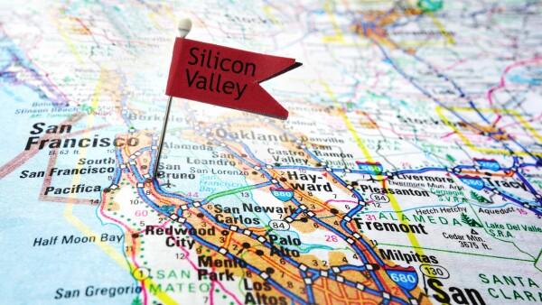 Silicon Valley flag