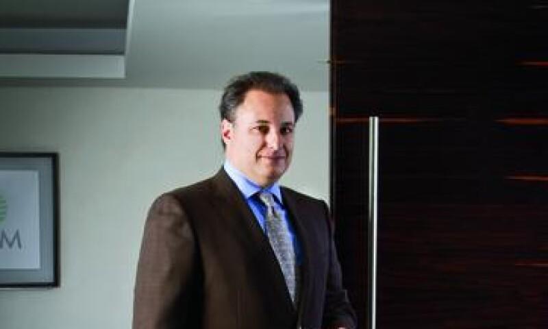 Juan Cortina, director general de Grupo Azucarero México y presidente de la Cámara Nacional de las Industrias Azucarera y Alcoholera (CNIAA) (Foto: Alfredo Pelcastre / Mondaphoto)