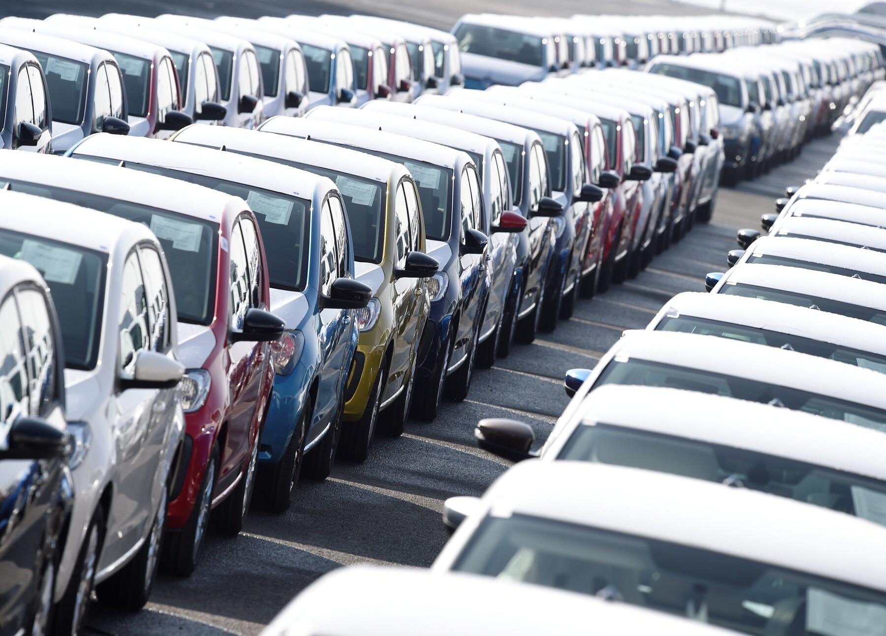 Brexit sin acuerdo industria automotriz