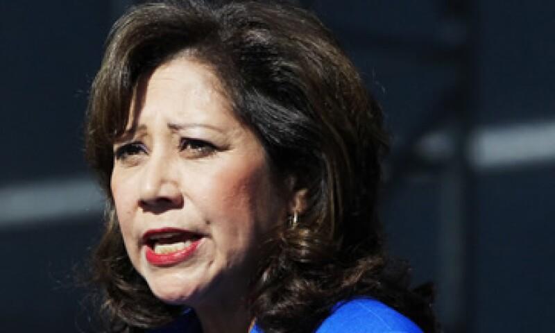 Solis dijo en un comunicado que había entregado su renuncia a Obama. (Foto: AP)
