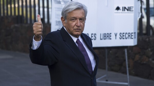 El dirigente nacional de Morena ofreció un balance del proceso electoral, en el que destacó los resultados para su partido.