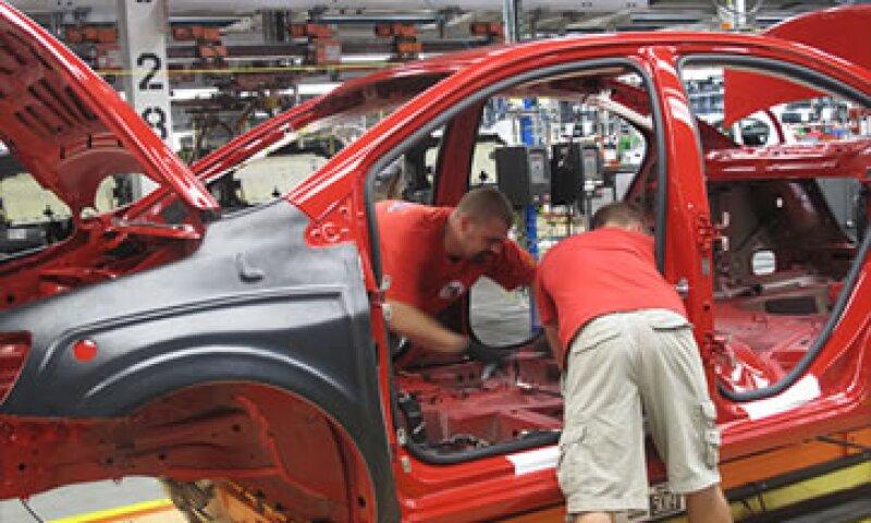 México es actualmente el 8vo productor mundial de vehículos. (Foto: Archivo)