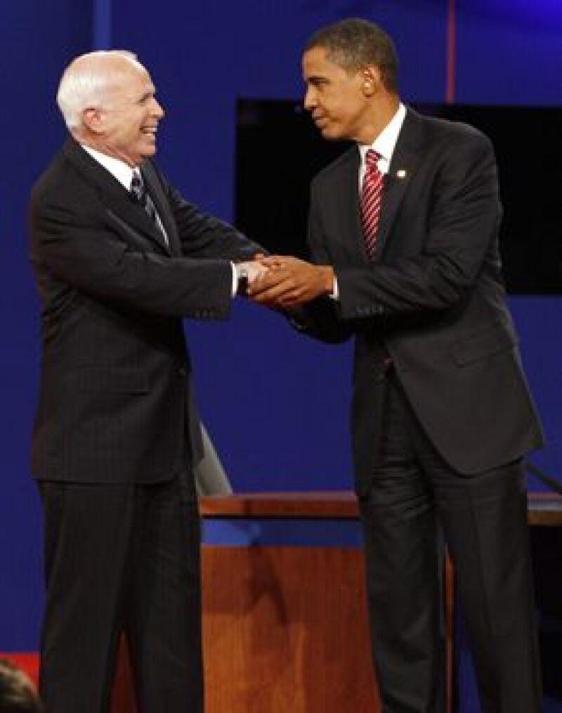 Los candidatos a la presidencia de Estados Unidos entraron en cierre de sus campañas.