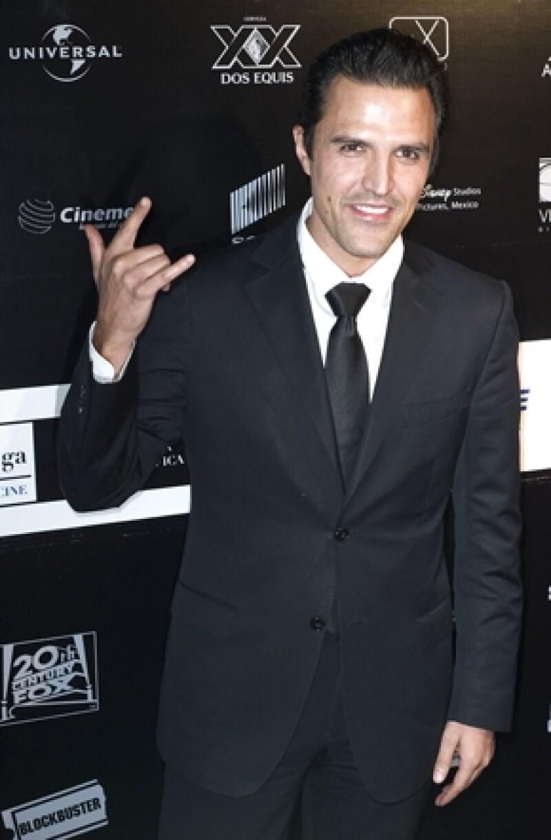 Billy Rovzar reconoció la labor del director y los actores, gracias a quienes hoy una producción de México ganó el máximo premio de la sección Una Cierta Mirada.