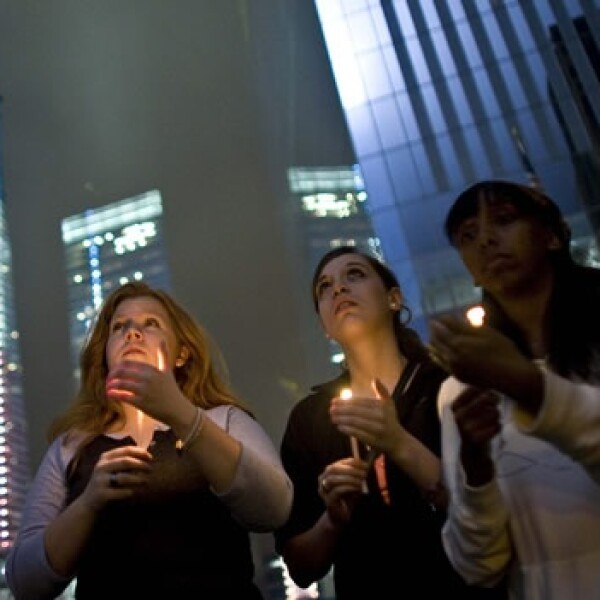 Barack Obama 11 Septiembre Estados Unidos Ataques Terrorismo Manhattan