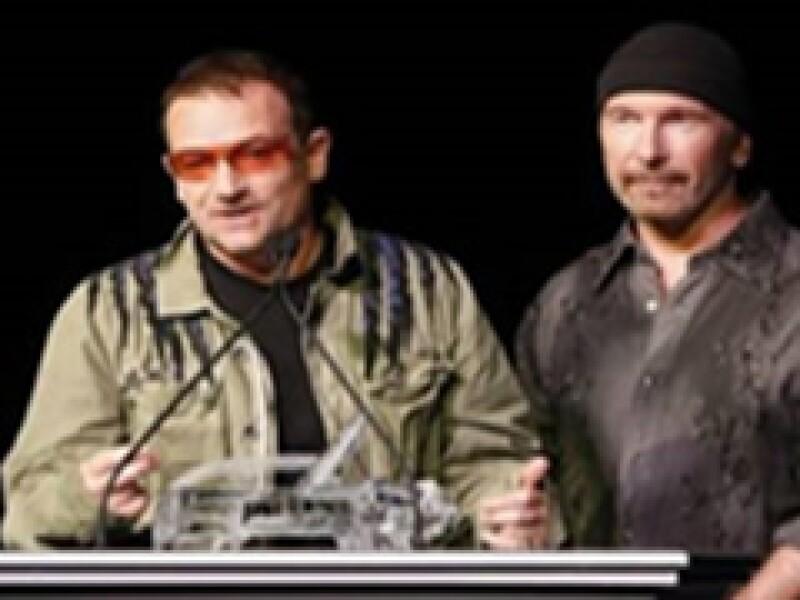 U2 no había lanzado un disco desde el 2004 (Foto: Reuters )