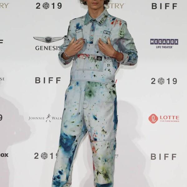 24th Busan International Film Festival - Day 6