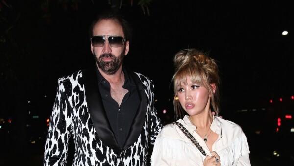 EXC Nicolas Cage, Erika Koike
