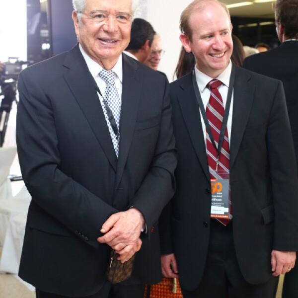 Francisco Aguirre y Bernardo Rangel.