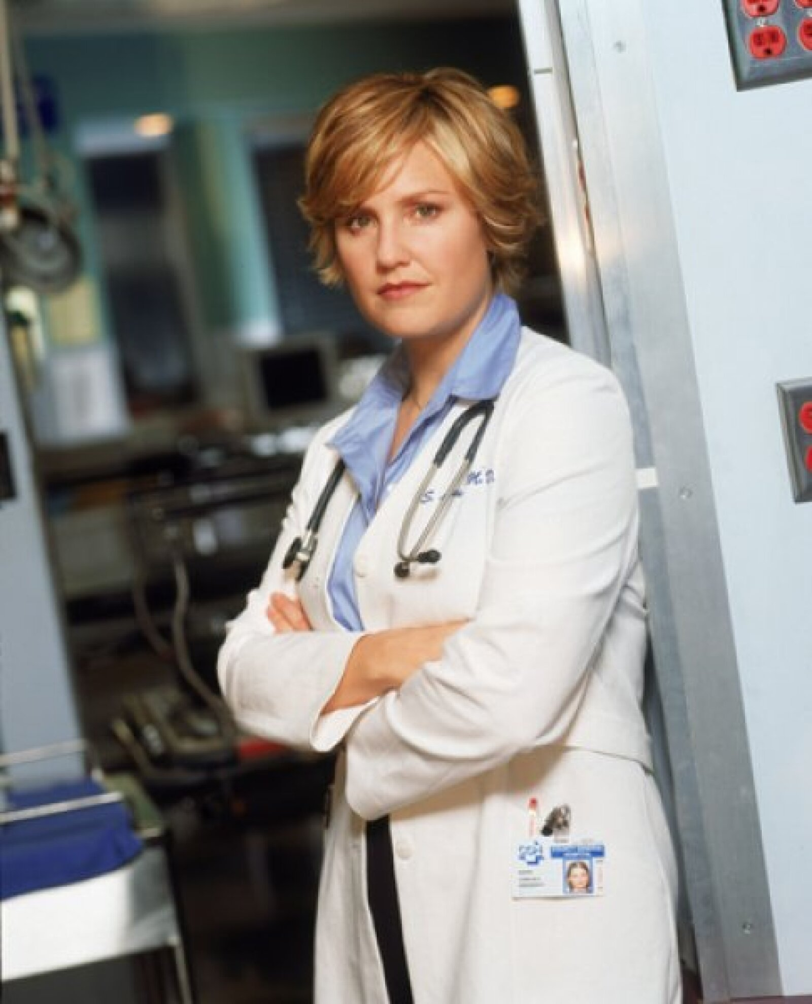La Dra. Susan Lewis, quien estuvo en 143 capitulo de ER, fue interpretada por la actriz Sherry Stringfield desde 1994 hasta 2009.