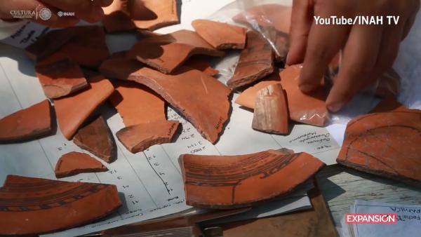El INAH halla un tecpan del Coyoacán prehispánico en la CDMX