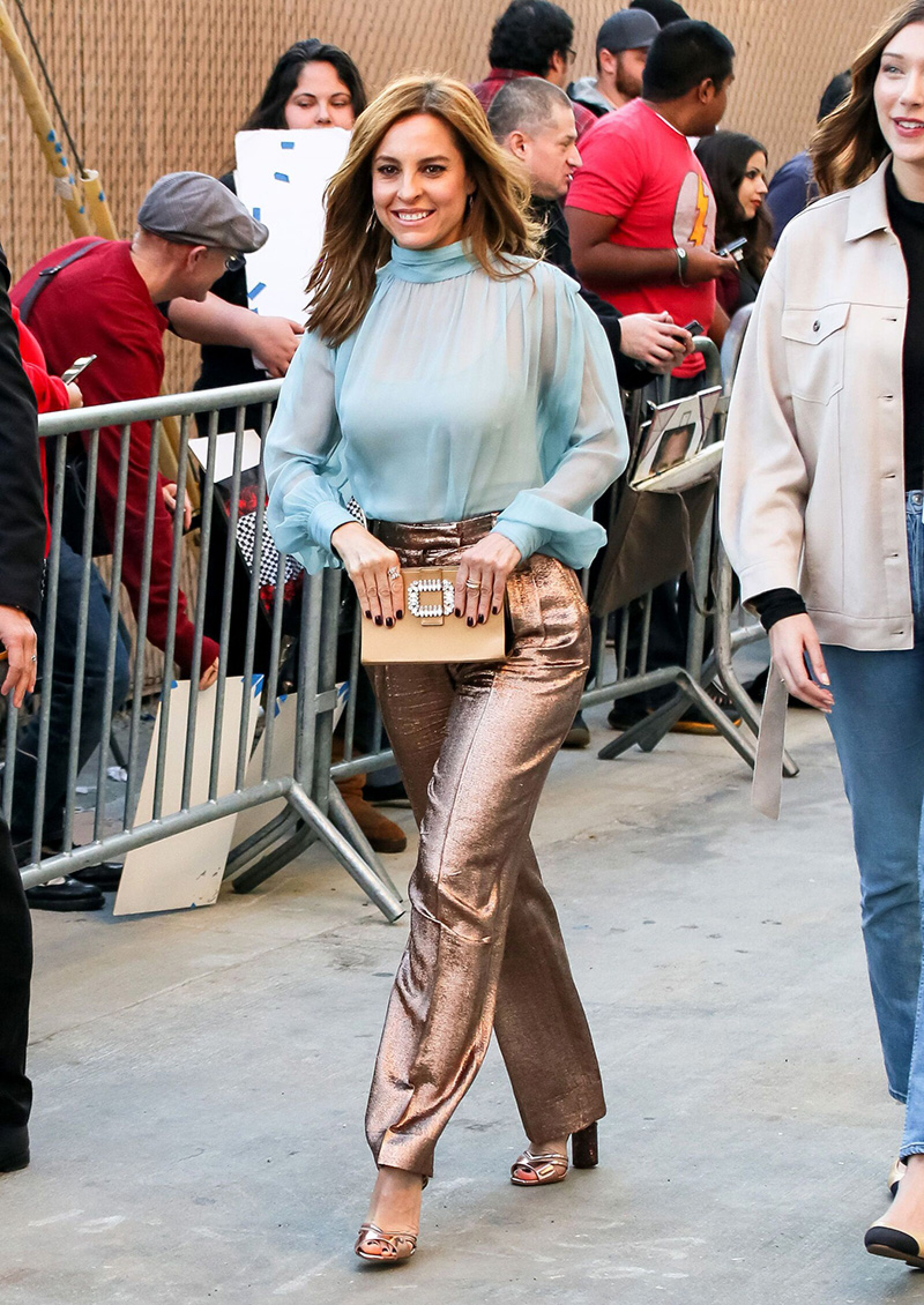 'Jimmy Kimmel Live' TV Show, Los Angeles, USA - 19 Dec 2018