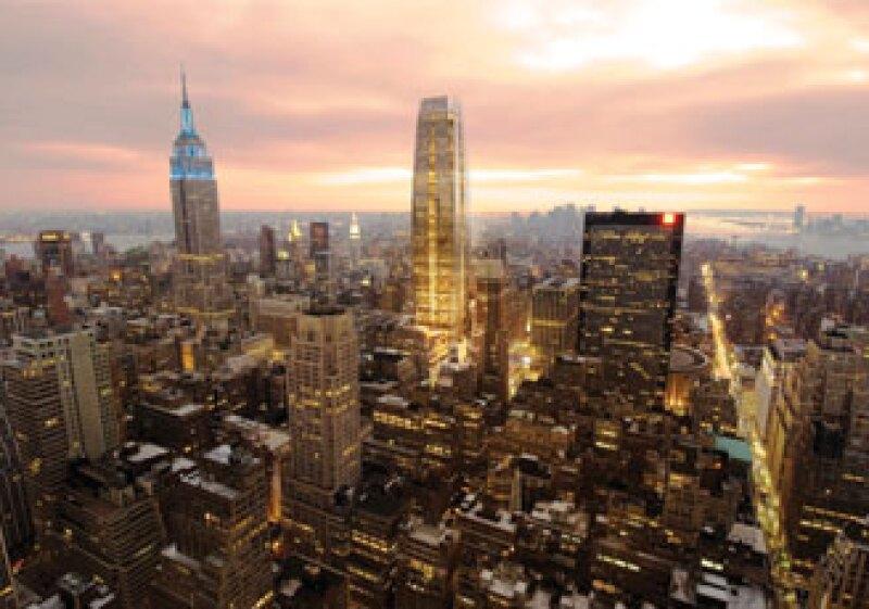 15 Penn Plaza podría alcanzar una altura de 363 metros. (Foto: Reuters)
