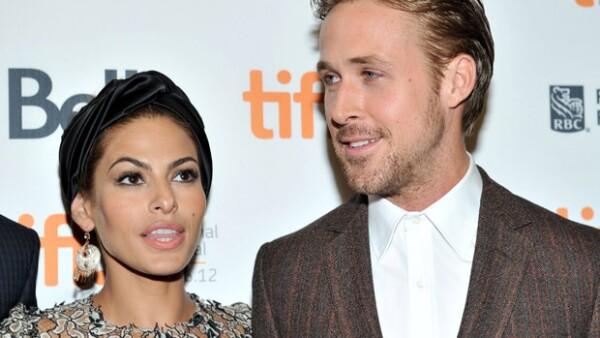 El actor se dijo feliz por contar con Eva Mendes y su hija Esmeralda, asegurando que el número mujeres en su vida va en aumento.
