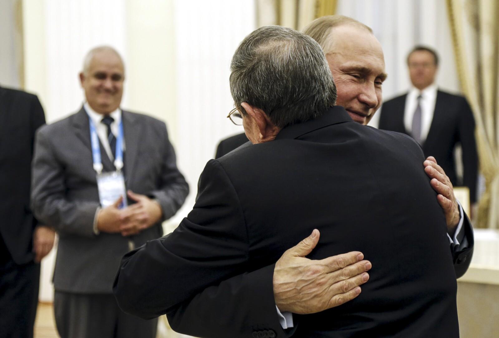 ...Y con Putin