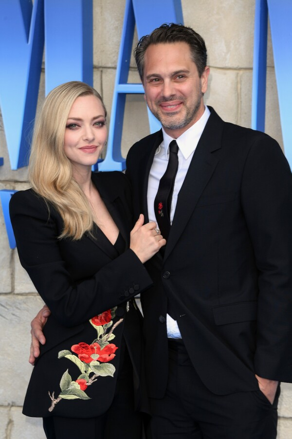 'Mamma Mia! Here We Go Again' film premiere, Arrivals, London, UK - 16 Jul 2018