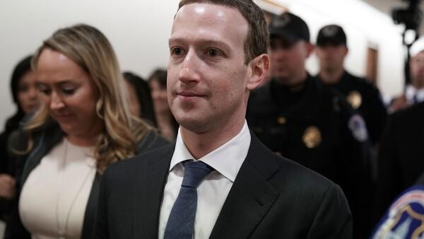 """""""Está claro que no hicimos lo suficiente"""", admitirá Zuckerberg ante el Congreso"""