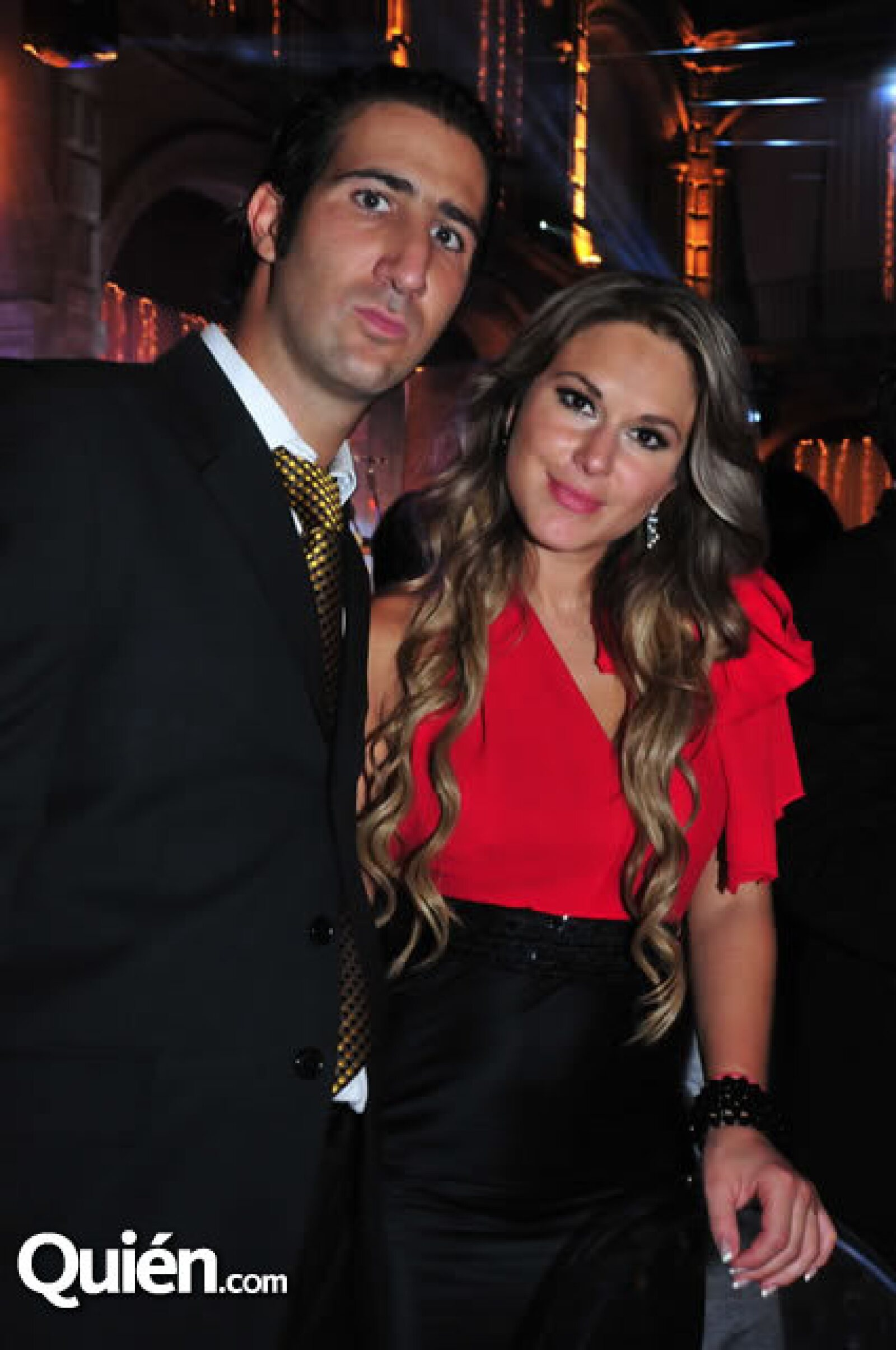 Isaac Mougrabi,Diana Villa