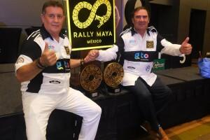Arturo Tejada y Luis Orduña fueron los ganadores absolutos.