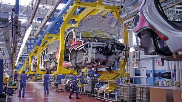 Industria automotriz México Estados Unidos