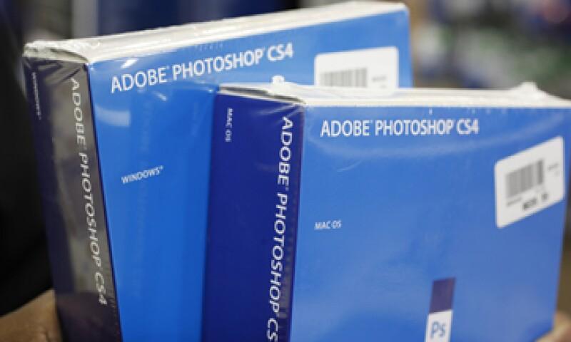 Adobe Systems Inc produce los software Photoshop y Acrobat. (Foto: AP)