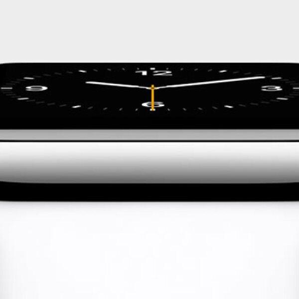 El reloj tiene un chip llamado S1