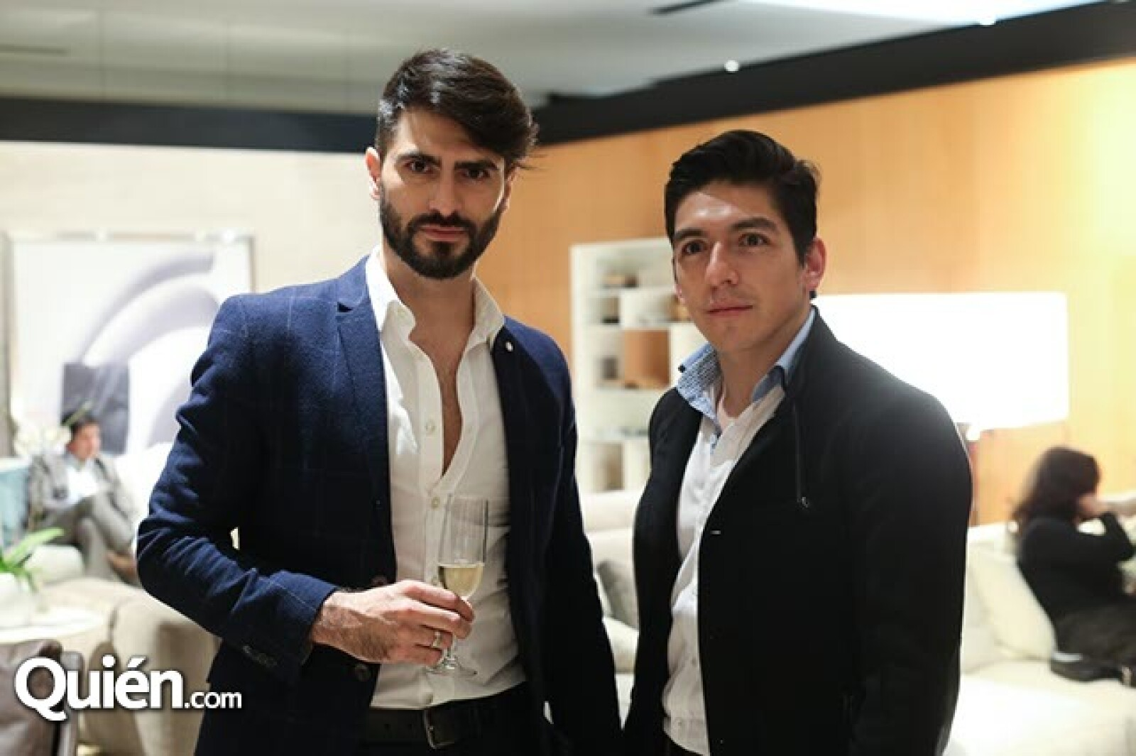 Juan Carlos Navarro y Roberto García