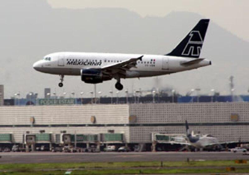 Grupo Mexicana alza el vuelo con Tenedora K (Foto: Notimex)