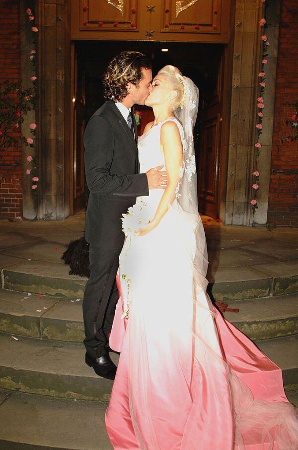 gwen stefani vestido novia