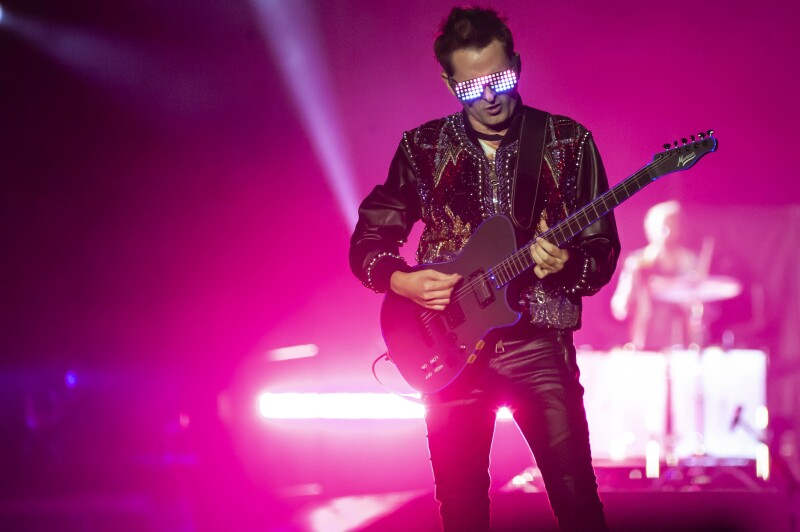 Muse y Simulation Theory
