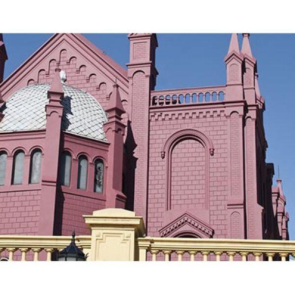 La ciudad porteña se posicionó en el sitio 86, en 2013 estuvo en el 59.